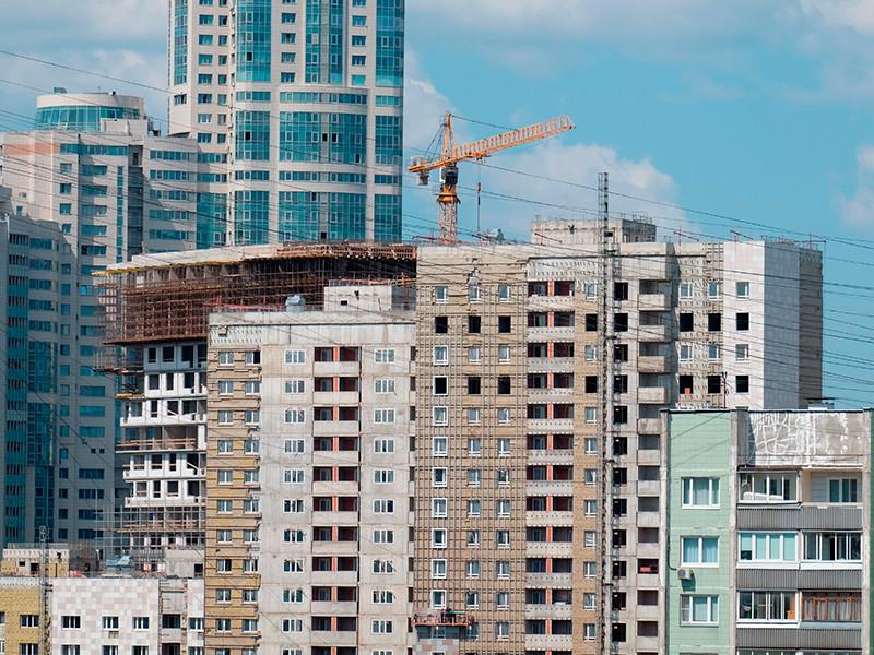 В Москве строят все меньше элитной недвижимости