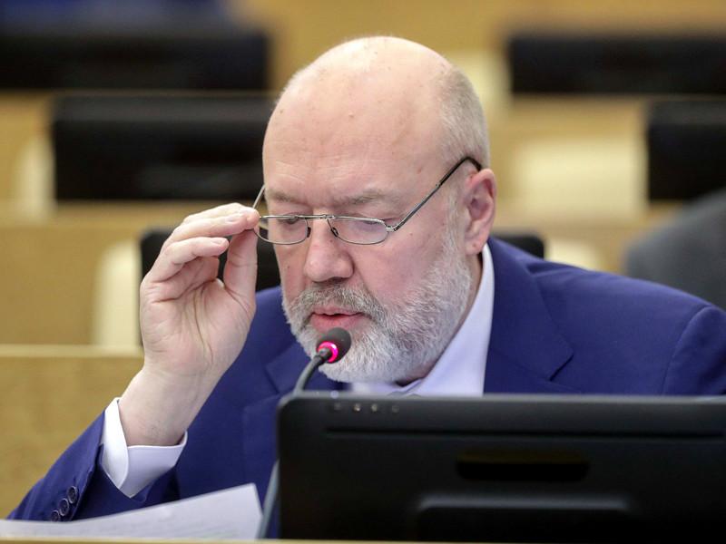 """В Госдуму внесли законопроект о """"гаражной амнистии"""""""