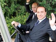 Дворец Путина под Геленджиком оказался похож на виллу Сильвио Берлускони