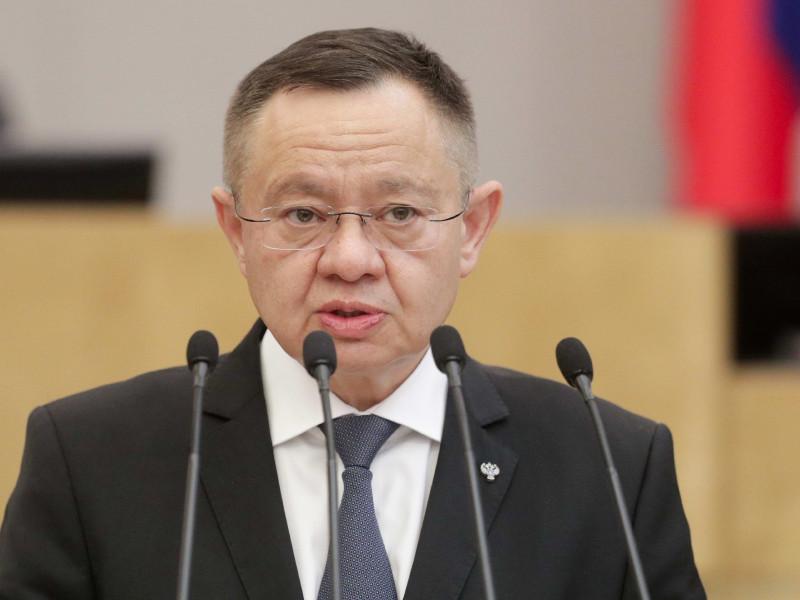 Министр строительства и жилищно-коммунального хозяйства Российской Федерации Ирек Файзуллин