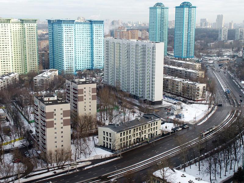 В рамках программы реновации в Москве планируется возвести вдвое больше жилья, чем необходимо для переселения жителей включенных в программу домов