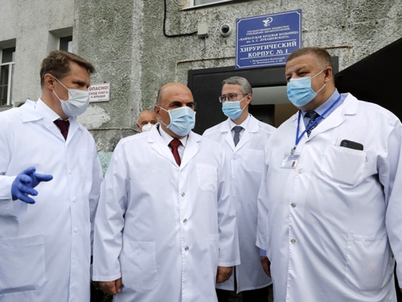В августе прошлого года премьер-министр Михаил Мишустин связал проблему достройки больницы с разгильдяйством и поставил строительство объекта на особый контроль. Тогда же Мишустин поручил профинансировать строительство на 8,4 млрд рублей