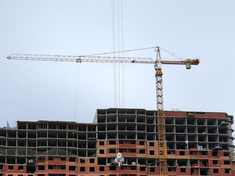 В России могут обанкротиться застройщики, которые возводят 2,7 млн квадратных метров жилья