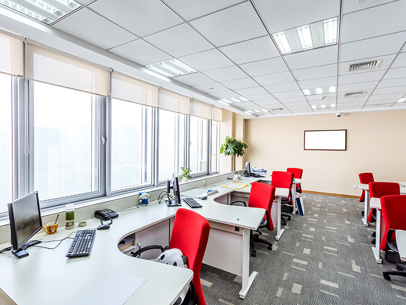 Ввод офисов в Москве за первый квартал превысил показатели 2020 года