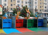 В России перерабатывается только треть сортируемого мусора
