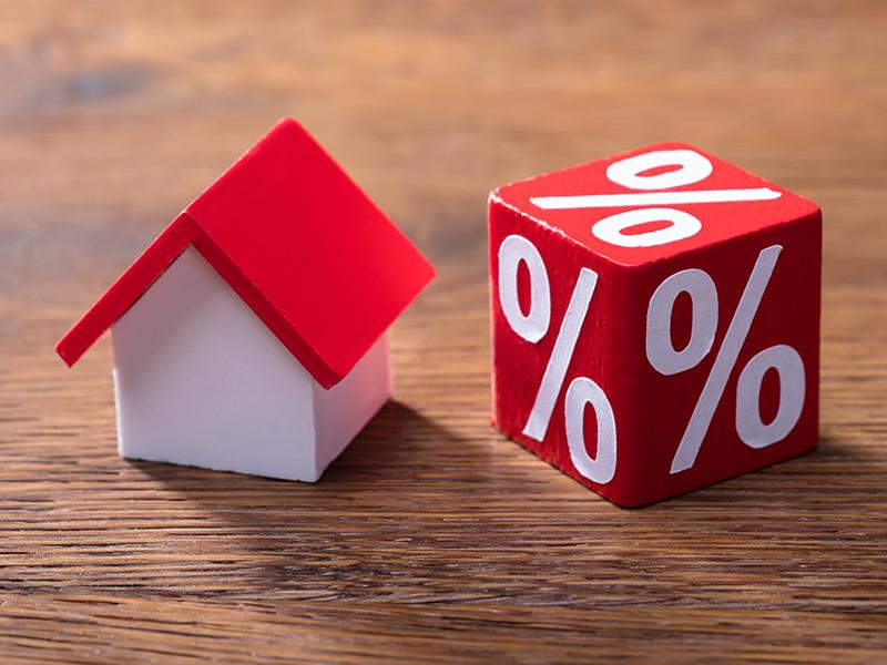 В апреле в России повторили рекорд выдачи ипотечных кредитов