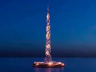 """В """"Газпроме"""" задумали построить в Санкт-Петербурге 703-метровый небоскреб """"Лахта Центр 2"""" (ВИДЕО)"""