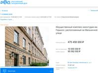 В Петербурге продали имущественный комплекс киностудии им. Горького