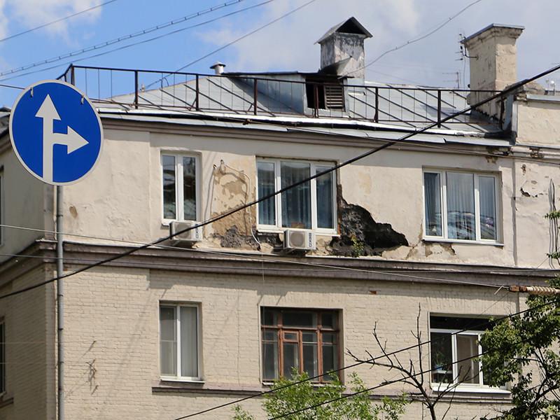 Госдума приняла законопроект о включении в ЕГРН сведений об аварийном состоянии домов