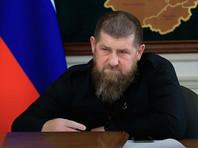 Instagram снова заблокировал аккаунт Рамзана Кадырова из-за санкций
