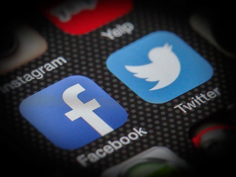 Facebook и Twitter не выплатили штрафы в 4 млн рублей за отказ локализовать данные пользователей