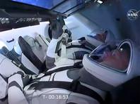 Запуск корабля Crew Dragon с экипажем к МКС отменили за 17 минут до старта из-за плохой погоды. Теперь он запланирован на 30 мая