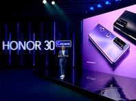 Компания Honor представила в России линейку Android-смартфонов Honor 30 без сервисов Google