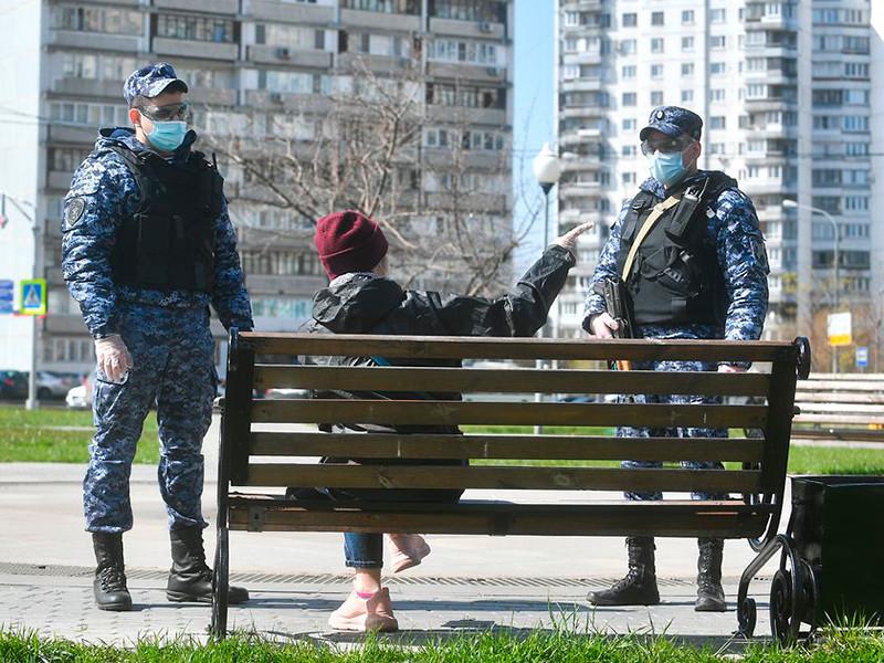 Паспортные данные москвичей, оштрафованных за нарушение самоизоляции, оказались в открытом доступе