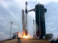 SpaceX и NASA запустили к МКС космический корабль Crew Dragon с людьми на борту (ФОТО, ВИДЕО)