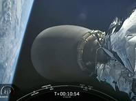Трансляция миссии велась на сайте компании. Этот запуск стал девятым по счету в рамках проекта по созданию Starlink