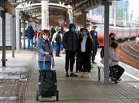 В МВД заявили, что защитные маски не мешают системам распознавания лиц