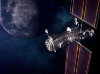Компания Northrop Grumman создаст первый обитаемый модуль будущей станции на лунной орбите