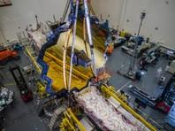"""Запуск космического телескопа """"Джеймс Уэбб"""" перенесли на октябрь 2021 года"""