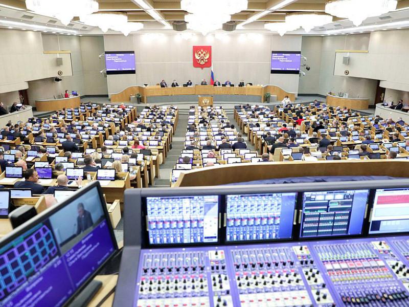 Госдума приняла в третьем, окончательном чтении правительственный законопроект о введении экспериментальных правовых режимов для развития цифровых инноваций