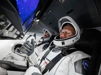 Корабль Crew Dragon с двумя астронавтами на борту вернется на Землю с МКС 2 августа