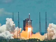 """Китай успешно запустил марсианскую миссию """"Тяньвэнь-1"""""""