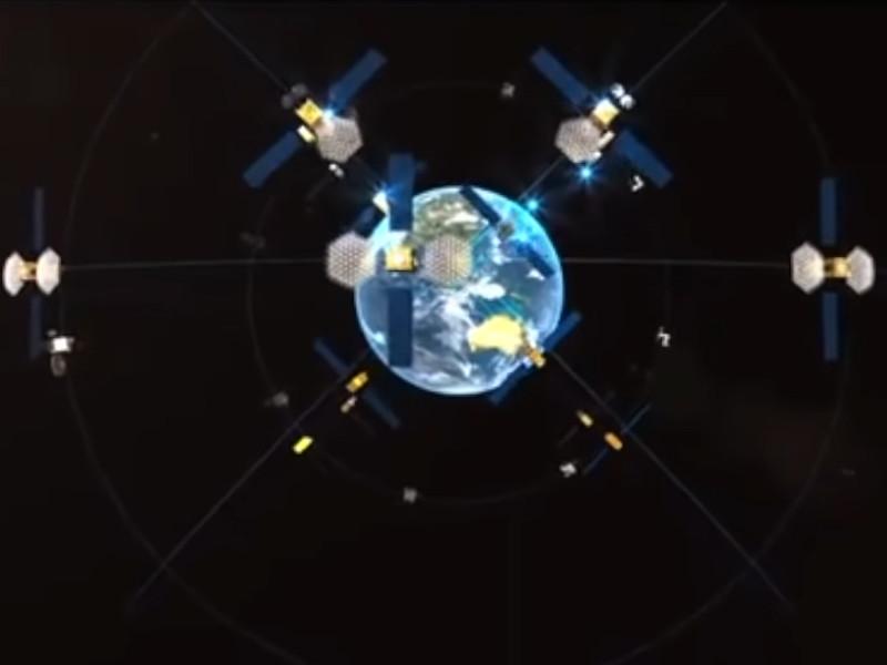 """В Китае официально объявили о завершении создания системы спутниковой навигации """"Бэйдоу-3"""""""