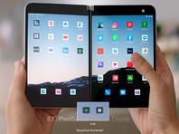 Microsoft начнет продажи смартфона Surface Duo с двумя экранами в сентябре (ВИДЕО)