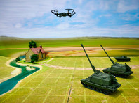 """В """"Ростехе"""" создали нейросеть для управления группами боевых роботов"""