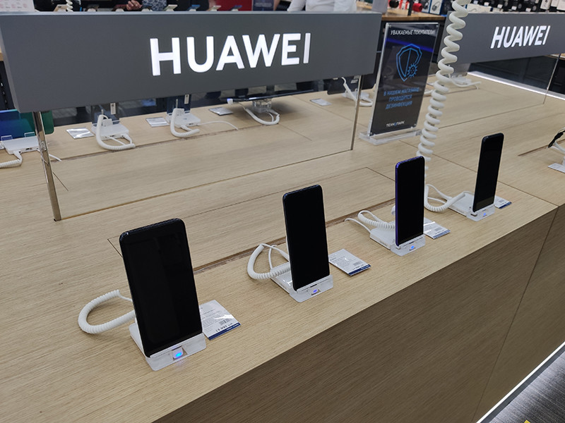 Huawei может остаться без процессоров для своих смартфонов из-за американских санкций