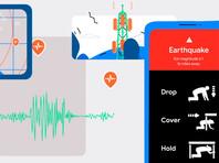 Google превратит Android-смартфоны в сеть раннего обнаружения землетрясений (ВИДЕО)