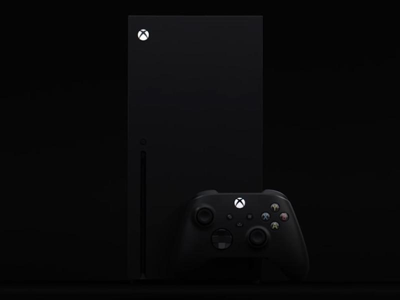 Игровую приставку Xbox Series X выпустят в ноябре