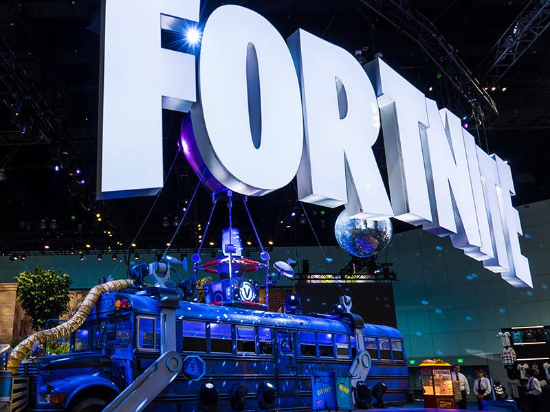 Пользователи устройств Apple остались без обновленной игры Fortnite и теперь могут играть только между собой