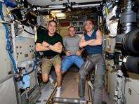 Специалистам пока не удалось найти место утечки воздуха на МКС