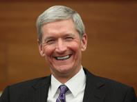 Глава Apple стал миллиардером на фоне роста акций компании