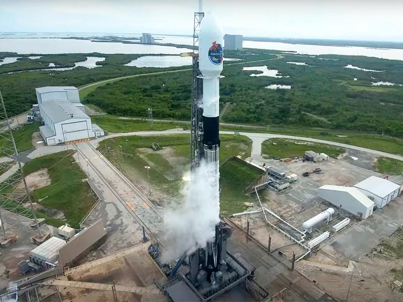 SpaceX вывела на орбиту аргентинский спутник Saocom-1B