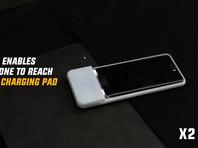 Чехол-многоножка помог смартфону добраться до зарядки (ВИДЕО)