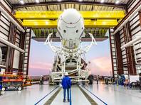 Корабль способен вместить до семи человек, но в будущих миссиях NASA планируется использовать корабли с экипажами только из четырех астронавтов