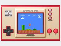 Nintendo перевыпустит портативную приставку Game & Watch в честь 35-летия серии игр Super Mario Bros. (ВИДЕО)