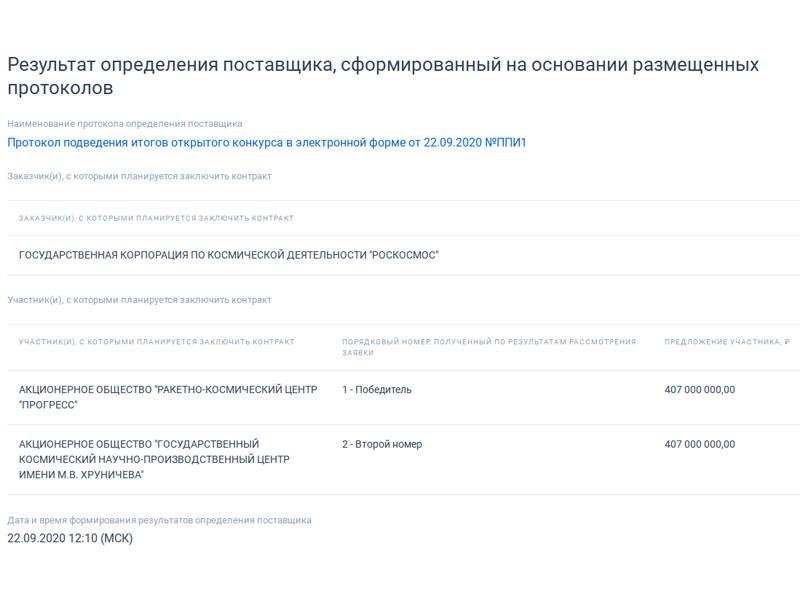 """Компания """"КосмоКурс"""" проиграла конкурс Роскосмоса на проектирование многоразовой метановой ракеты-носителя"""