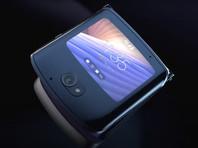 Motorola представила обновленную версию смартфона RAZR с гибким дисплеем