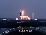 SpaceX осуществила 12-й запуск спутников системы глобального доступа к интернету Starlink (ВИДЕО)