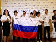 """Российские школьники завоевали два """"золота"""" на Международной математической олимпиаде и заняли второе место в общем зачете"""