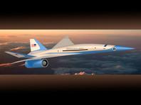 ВВС США заказали разработку сверхзвукового самолета для президента страны