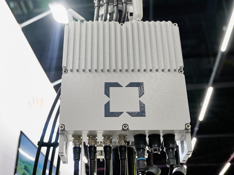 """В """"Ростехе"""" показали макет отечественной базовой станции для сетей 5G"""