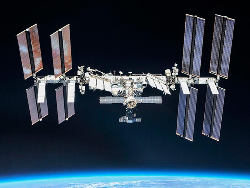 В российском сегменте Международной космической станции (МКС) обнаружили утечку воздуха, которую устранят в ближайшие дни