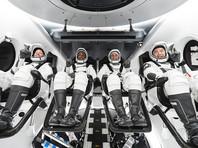 Запуск корабля Crew Dragon с четырьмя астронавтами к МКС назначили на 31 октября