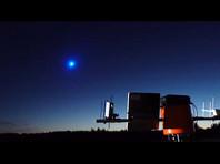 Российская компания успешно испытала систему показа рекламы при помощи спутников с лазерами