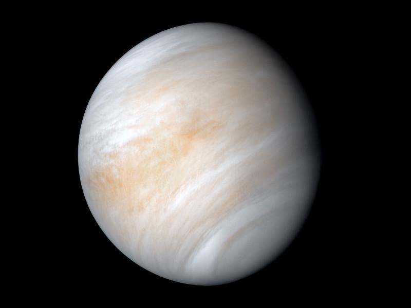 Ученые обнаружили в атмосфере Венеры ядовитый газ фосфин