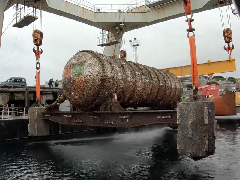 Microsoft подвела итоги двухлетних испытаний подводного дата-центра